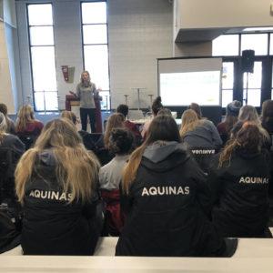 Aquinas soccer presentation_01